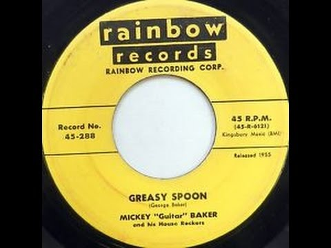 Mickey Baker  - Greasy Spoon