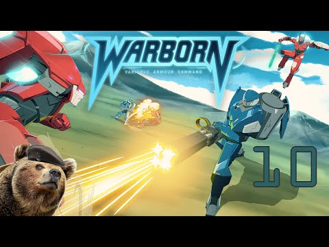 """WARBORN - Episode 10 """"It's Melee Time"""" 