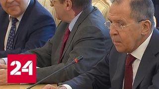 Лавров: Россия поможет выйти из катарского кризиса