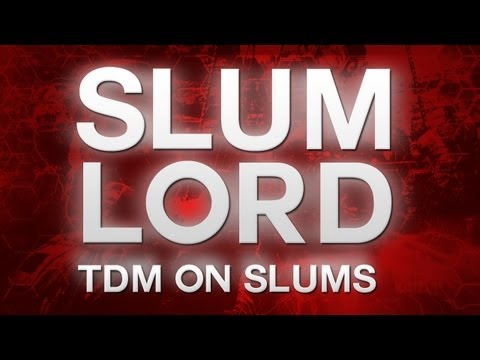 Black Ops 2 - SLUM LORD TDM & Lag Switch User Banned!