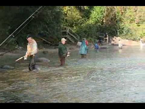Tippy dam fishing september 2010 youtube for Tippy dam fishing