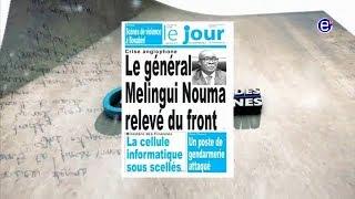 LA REVUE DES GRANDES UNES DU MARDI 08 MAI 2018 EQUINOXE TV