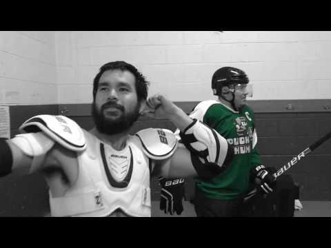 Adult Hockey Mannequin Challenge