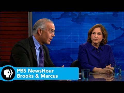 PBS NewsHour | Brooks and Marcus on executive action precedent, prospective presidential candidates