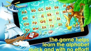 ABC for kids – learn Alphabet educational Android İos Free Game GAMEPLAY VİDEO PART 2