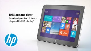 Introducing the HP ElitePad 1000 G2 Tablet