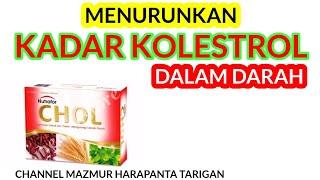 Suplemen Nuftrafor Chol Dapat Membantu Cepat Menurunkan Kolesterol