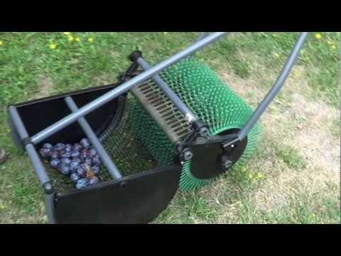 stroj za sakupljanje plodova