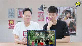figcaption Koreans react to TWICE(트와이스)