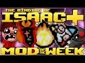 The Binding Of Isaac Afterbirth Mod Of The Week 7000 New Items This Is A Hilarious Mod mp3