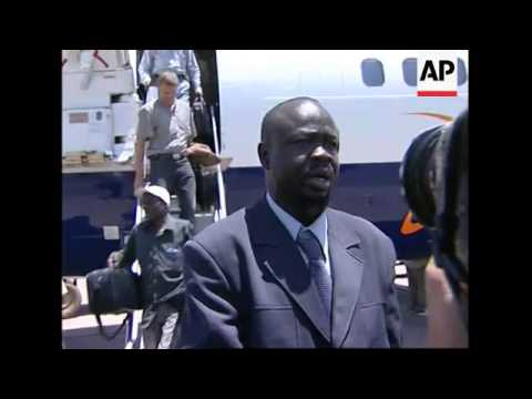 Children taken from Sudan to be trained in Cuba return home after 20 years