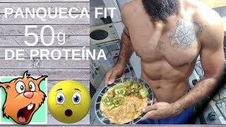 PANQUECA FIT 50g DE PROTEÍNA