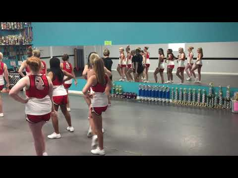 Country cheer dance
