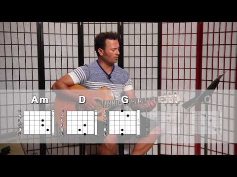 Guitar Lessons with Tony Valley - Lesson 26