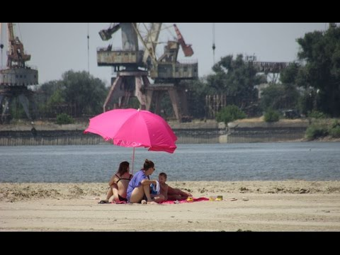 Poisonous toxins get into Caspian Sea through Volga delta