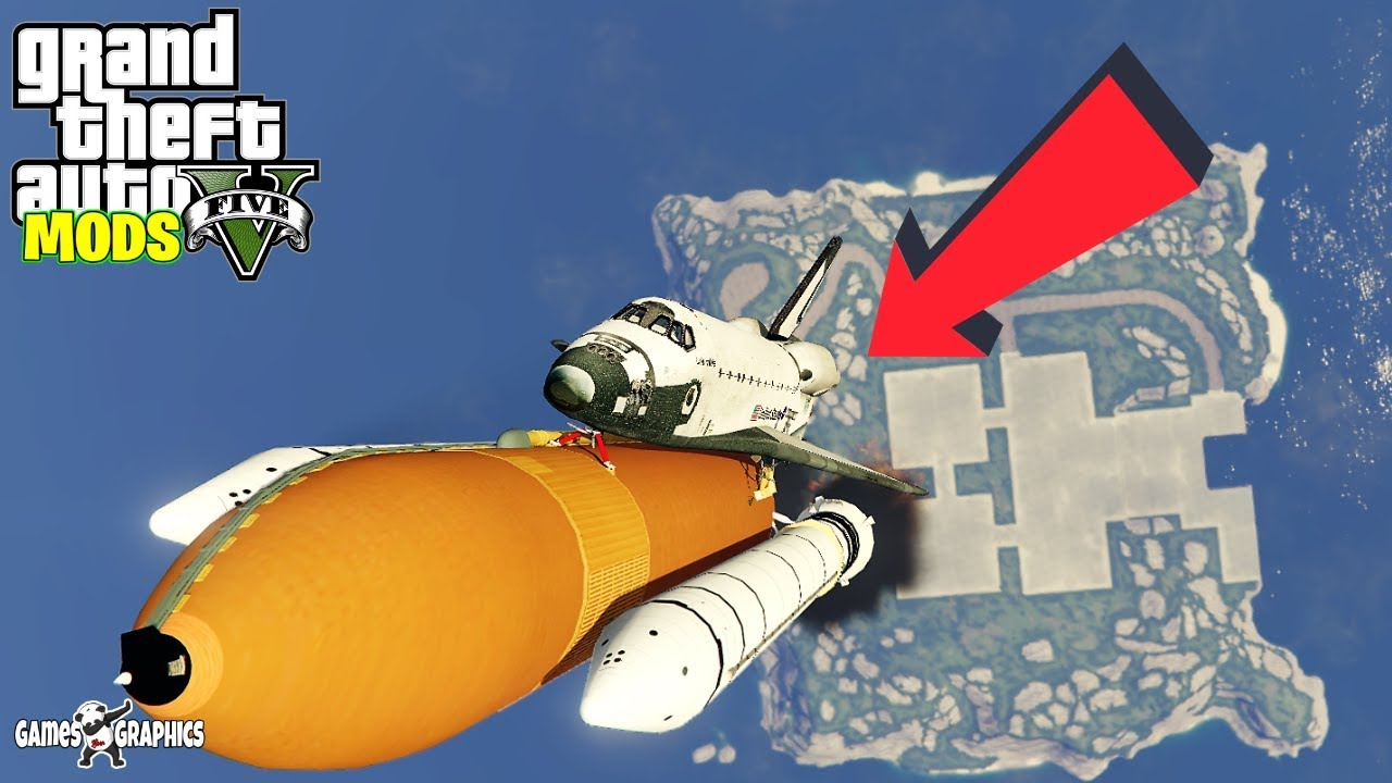 How to install Grand Theft Space (GTS) (2019) GTA 5 MODS