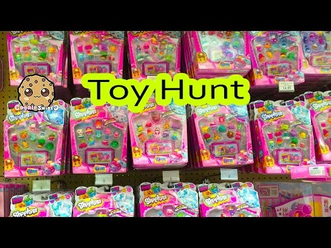 Toy Hunt Cookieswirlc Shopkins Season 4 My Little Pony MLP LPS Barbie Doll Disney Frozen Minecraft