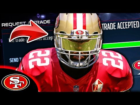 TRADE FOR HARD-HITTING SAFETY IS ACCEPTED! Madden 17 49ers Connected Franchise Ep. 21