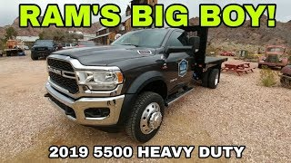 2019 RAM 5500 is a beast! Chat with RAM Chief Engineer