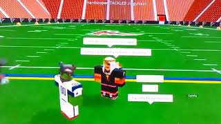 Roblox =NFL= stadium highlight