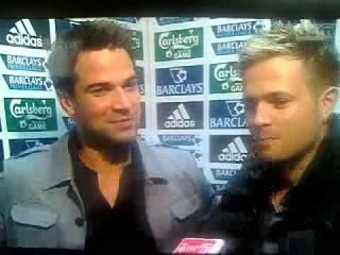 nicky byrne and gethin jones interview