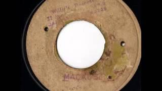 MAX ROMEO - Macabee version + version (1970 Little Willie blank)