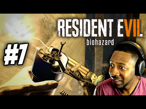 Resident Evil 7 Biohazard : How To Make A Flamethrower! | PS4 Pro Gameplay Part 7