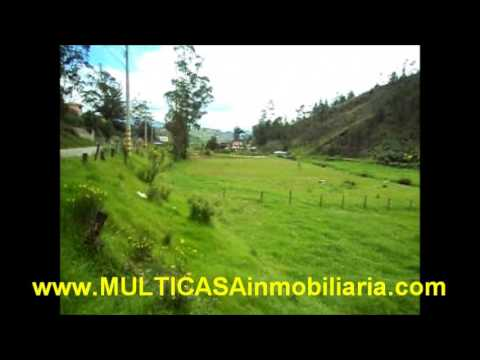 Codigo 6230 Terreno En Venta A Crédito Sector Tarqui Cuenca Ecuador