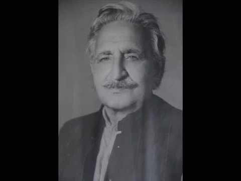 Da che za zaan lewanay kram **Sardar Ali Takkar** (Ghani khan)