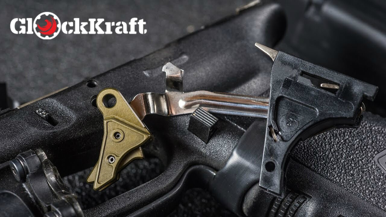 Overwatch Precision D A T  Glock Trigger Review