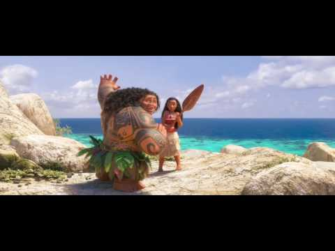 Moana - You're Welcome | NOW IN CINEMAS