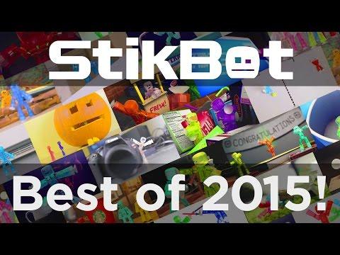 Stikbot | BEST OF 2015