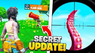 SECRET Game CHANGES in Fortnite Season 3 Epic Games DIDNT TELL YOU!
