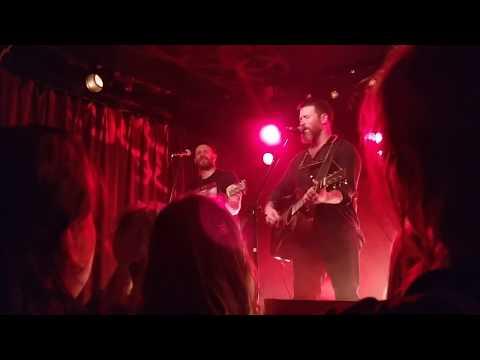 Chuck Ragan w/ Matze Rossi - Never Going Back (Hot Water Music) - Münster 03.11.2017