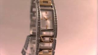 видео Часы guess женские браслетом