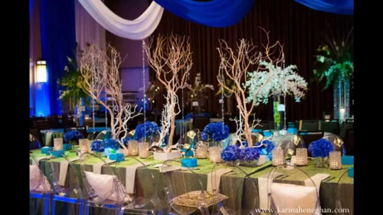 Delightful Peacock Themed Decoration Ideas Part - 4: Peacock Themed Wedding Decorations Ideas - YouTube