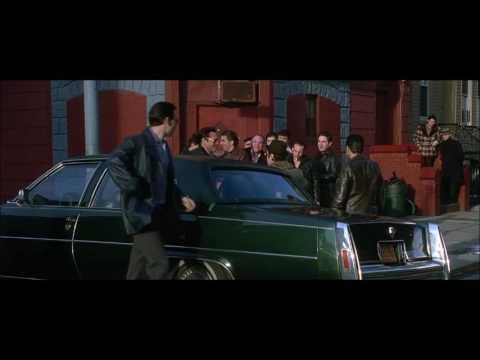 """Donnie Brasco - Capo Dominick """"Sonny Black"""" Napolitano"""