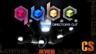 Q.U.B.E. DIRECTORS CUT - PS4 REVIEW