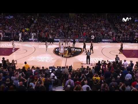 🔥| Cavaliers vs Warriors | Final serisi 3. maç, 7.6.2018 | MAÇ ÖZETİ