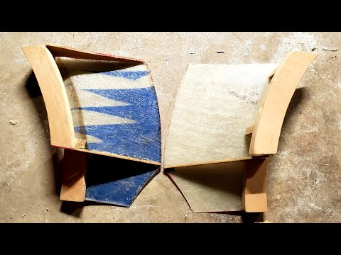 DIY - Custom Fender Flare Wide Body Kit Using Fleece Technique - TC Bumper Caps