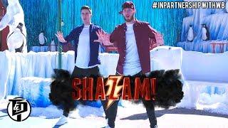 Baixar SHAZAM! Twist and Pulse style! #InPartnershipWithWB