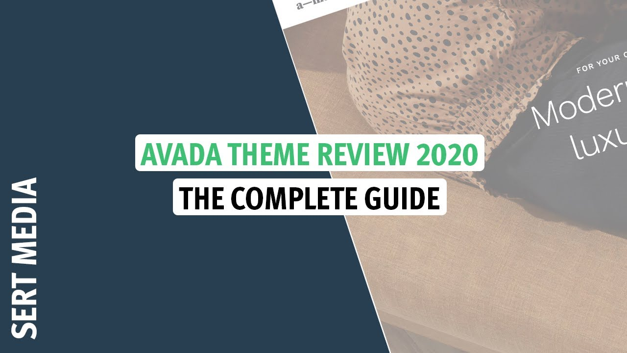 Download Avada Theme Review 2020 - Should You Use Avada For Your Website In 2020 - Avada By Themefusion