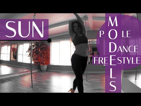 Sun Models : Pole Dance Freestyle