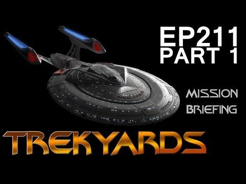 Trekyards EP211 - Sovereign Class (Part 1)