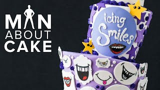 Bake a Difference: ICING SMILES