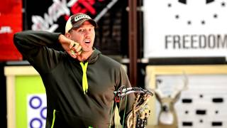 How to Anchor Properly to achieve maximum accuracy with a compound bow: John Dudley of Nock On
