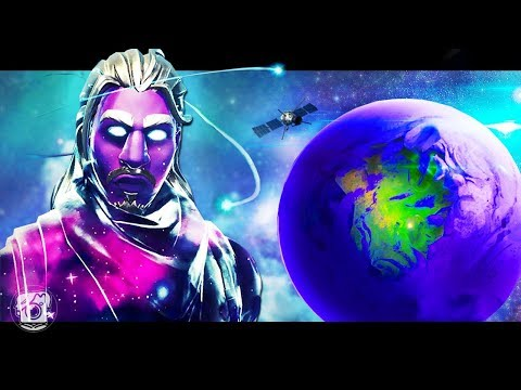 *NEW* GALAXY SKIN SAVES FORTNITE!! - A Fortnite Short Film thumbnail