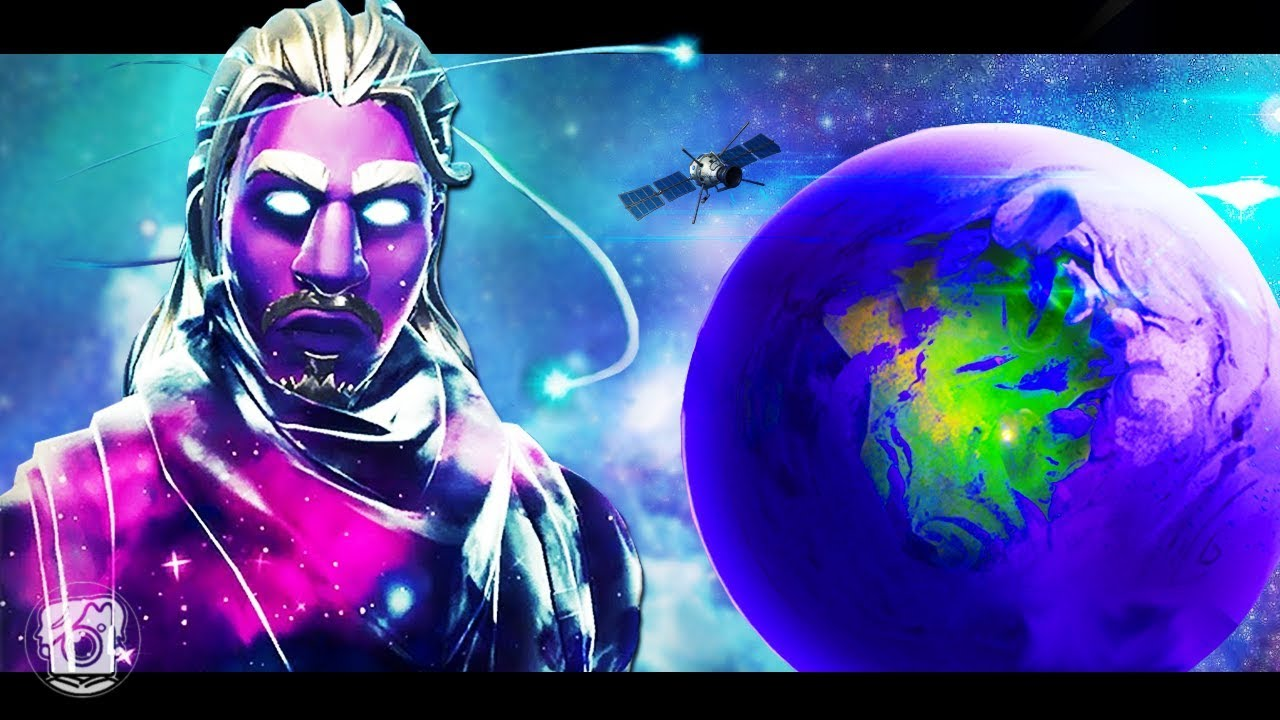 New galaxy skin saves fortnite a fortnite short film youtube - Fortnite galaxy skin free ...