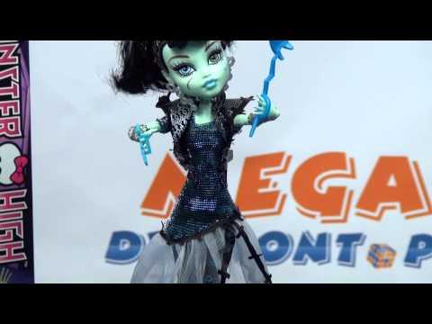 Frankie Stein - Ghouls Rule - Upiorki Rządzą - Upiorne Halloween - Monster High