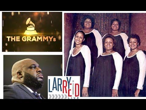 2.11.19 - Part 2 - LIVE INTERVIEW Denise Clark Bradford also The Grammys, John Gray